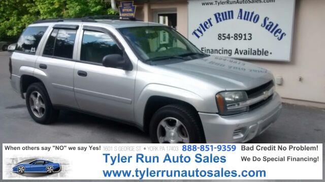 2008 Chevrolet TrailBlazer  - York PA