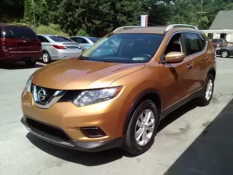 2014 Nissan Rogue  - York PA