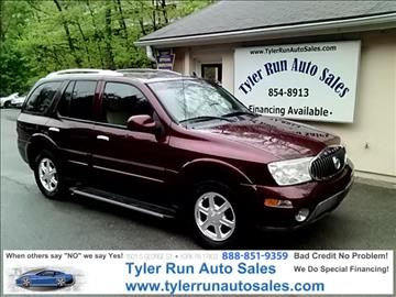 2007 Buick Rainier for sale in York, PA