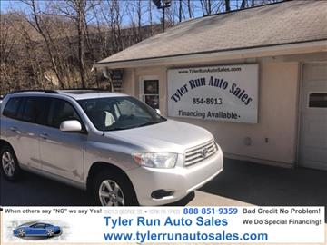 2008 Toyota Highlander for sale in York, PA
