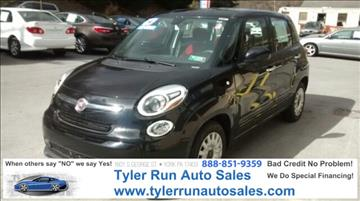2014 FIAT 500L for sale in York, PA