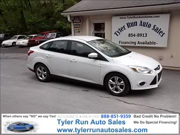 2013 Ford Focus for sale in York, PA