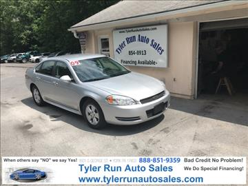 2009 Chevrolet Impala for sale in York, PA