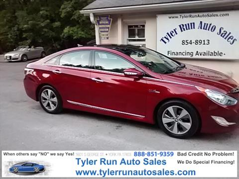 2011 Hyundai Sonata Hybrid for sale in York, PA