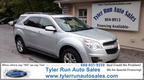 2012 Chevrolet Equinox for sale in York, PA