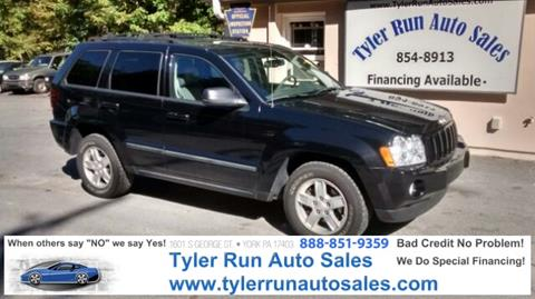 2007 Jeep Grand Cherokee for sale in York, PA