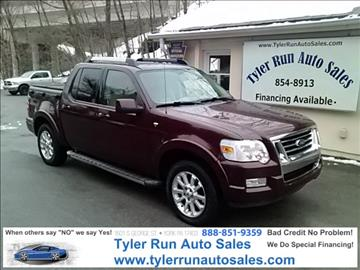 2007 Ford Explorer Sport Trac for sale in York, PA