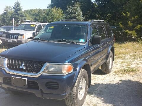2002 Mitsubishi Montero Sport for sale in Wantage, NJ