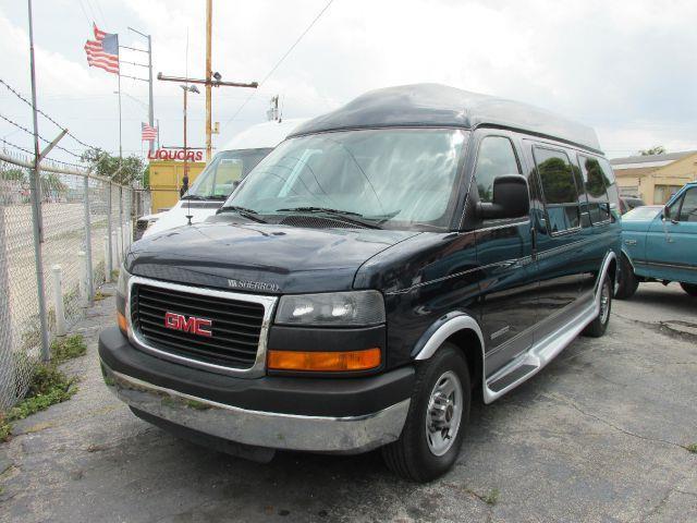 Used 2005 Gmc Savana Sherrod In Miami Fl At Tropical Motor