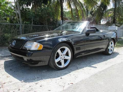 1995 Mercedes-Benz SL-Class for sale in Miami, FL