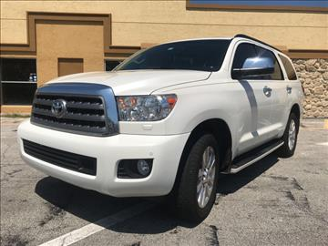 2013 Toyota Sequoia for sale in Jupiter, FL