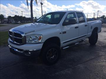 2007 Dodge Ram Pickup 3500 for sale in Jupiter, FL