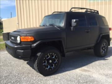 2007 Toyota FJ Cruiser for sale in Jupiter, FL