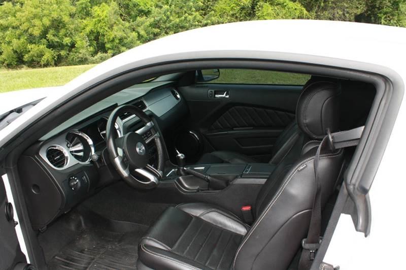 2014 Ford Mustang Gt Premium 2dr Track Pack In Tampa Fl Jmp Motors Llc