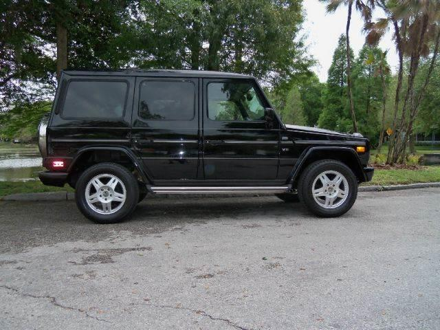 2002 mercedes benz g class g500 awd 4matic 4dr suv tampa fl for 2002 mercedes benz g class