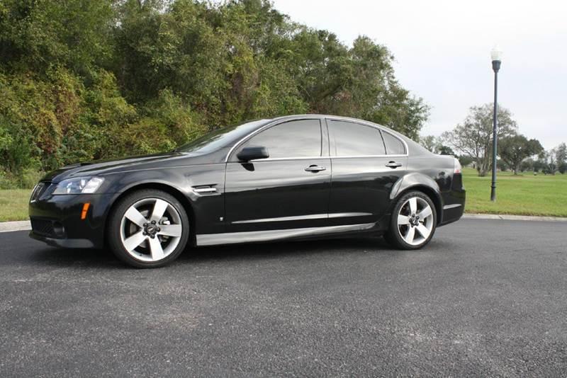 2009 pontiac g8 gt w bluetooth 4dr sedan in tampa fl jmp motors llc. Black Bedroom Furniture Sets. Home Design Ideas
