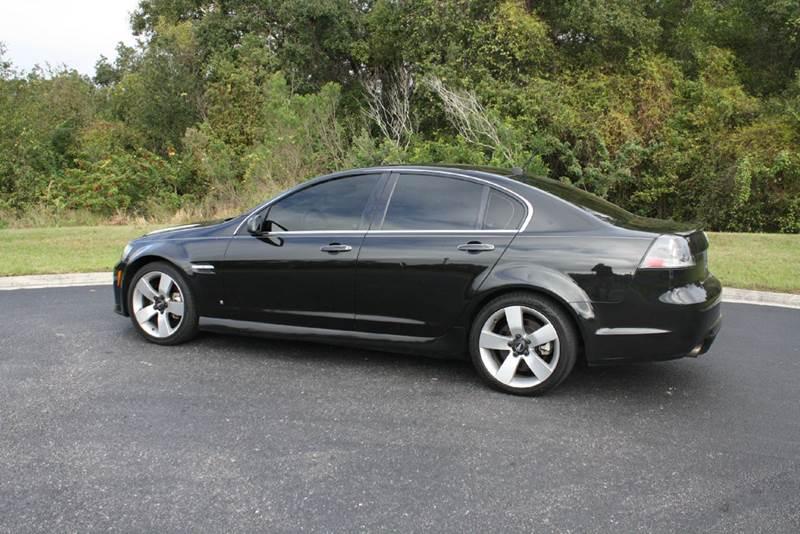 2009 pontiac g8 gt w bluetooth 4dr sedan in tampa fl jmp. Black Bedroom Furniture Sets. Home Design Ideas
