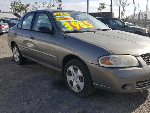 2006 Nissan Sentra for sale in Modesto, CA