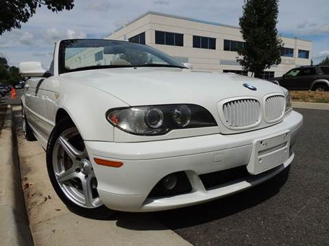 2004 BMW 3 Series for sale in Chantilly, VA