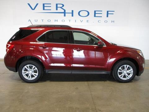 2016 Chevrolet Equinox for sale in Sioux Center, IA