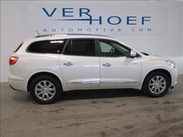used buick enclave for sale in iowa. Black Bedroom Furniture Sets. Home Design Ideas