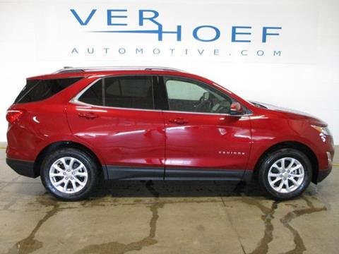2018 Chevrolet Equinox for sale in Sioux Center, IA