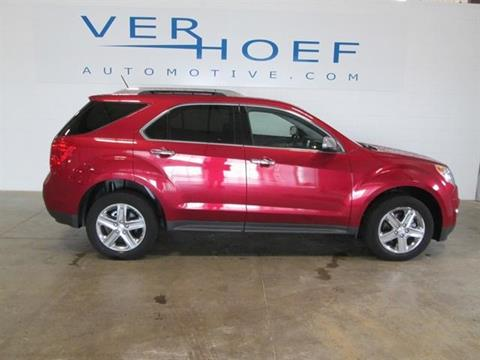 2014 Chevrolet Equinox for sale in Sioux Center, IA