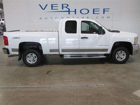 2007 Chevrolet Silverado 2500HD for sale in Sioux Center, IA