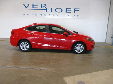 2017 Chevrolet Cruze for sale in Sioux Center, IA