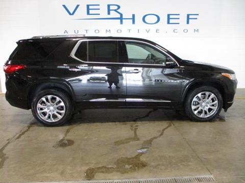 2018 Chevrolet Traverse for sale in Sioux Center, IA