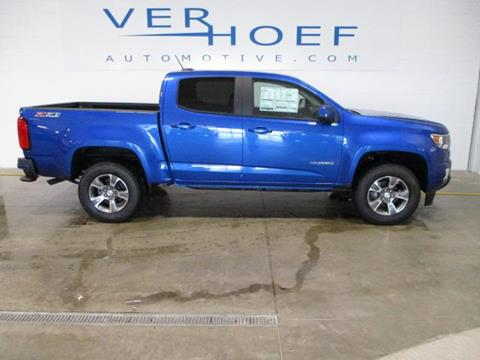 2018 Chevrolet Colorado for sale in Sioux Center, IA