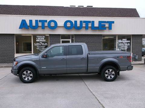 2011 Ford F-150 for sale in Excelsior Springs, MO