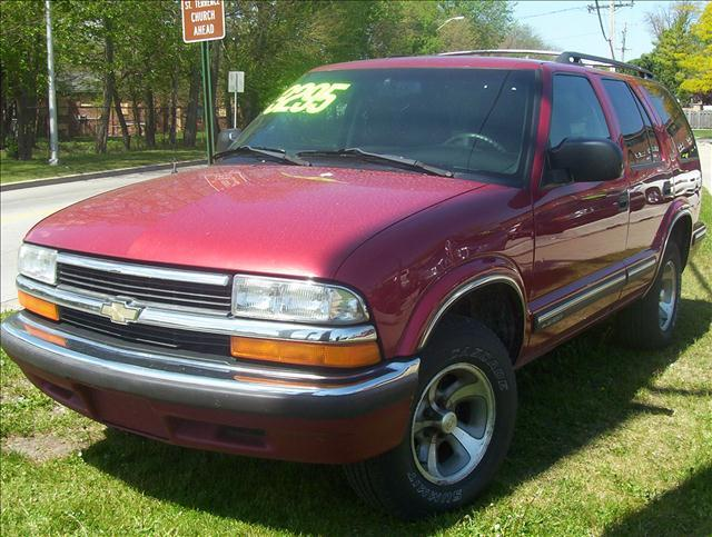 chevrolet s10 blazer suvs for sale used cars on oodle autos post. Black Bedroom Furniture Sets. Home Design Ideas
