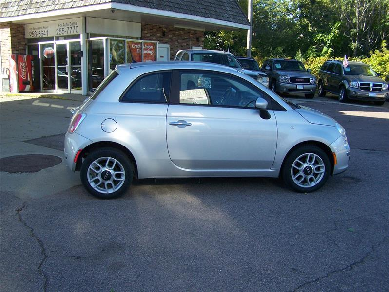 Fiat 500 For Sale In Iowa Carsforsale Com