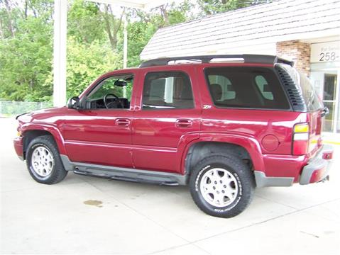 2004 Chevrolet Tahoe for sale in Sioux City, IA