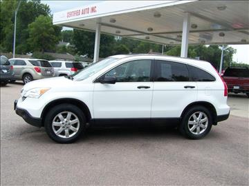 2008 Honda CR-V for sale in Sioux City, IA