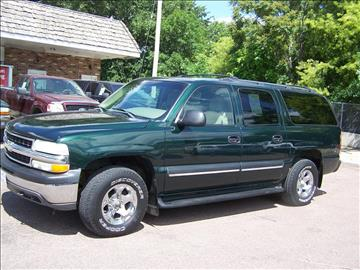 2002 Chevrolet Suburban for sale in Sioux City, IA