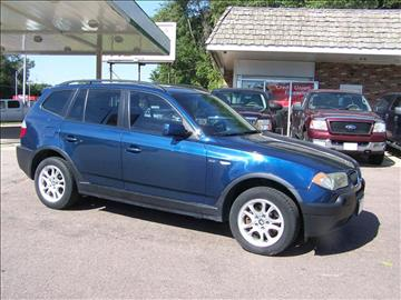 2005 BMW X3 for sale in Sioux City, IA