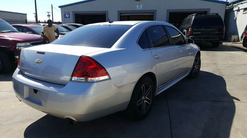 2013 Chevrolet Impala LT Fleet 4dr Sedan - Garland TX