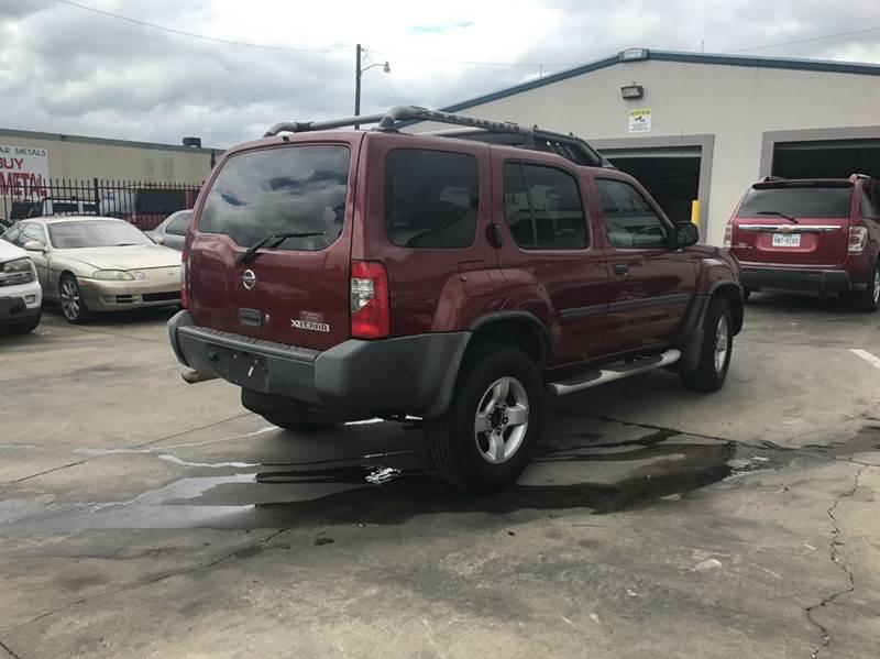 2004 Nissan Xterra SE 4dr SUV - Garland TX