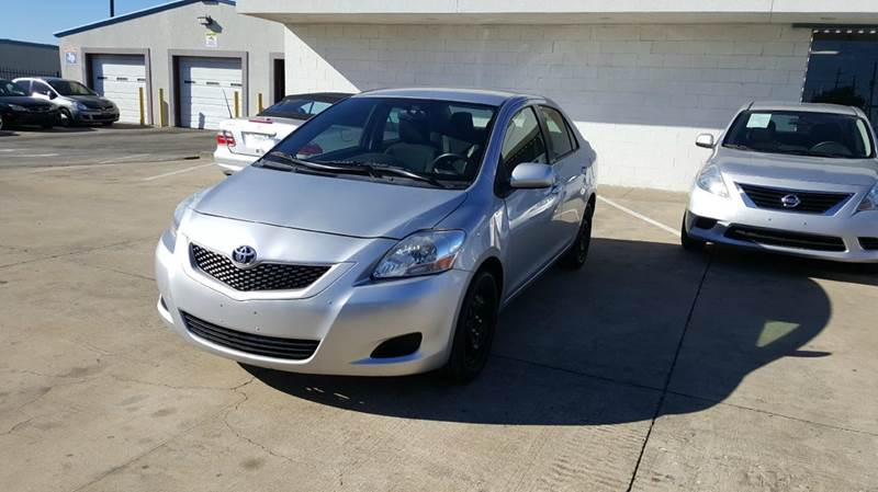 2012 Toyota Yaris Fleet 4dr Sedan 4A - Garland TX