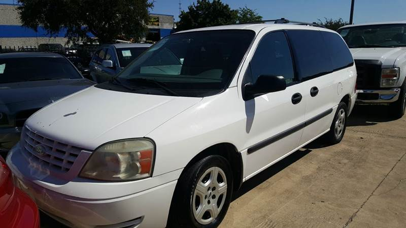 2004 Ford Freestar SE 4dr Mini-Van - Garland TX