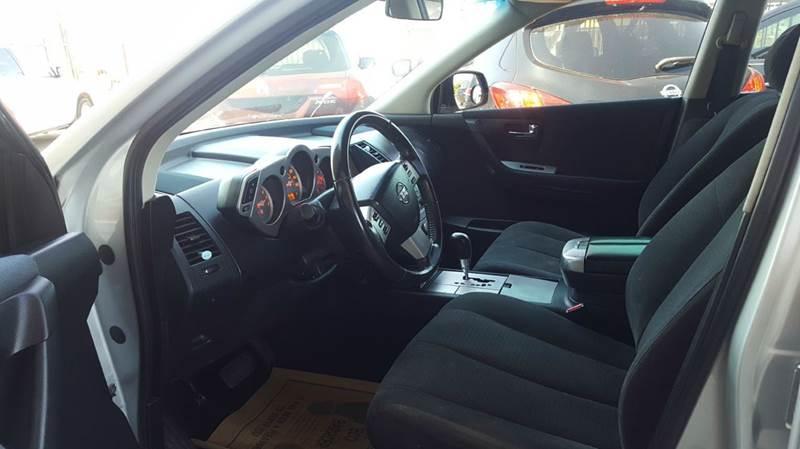 2006 Nissan Murano S AWD 4dr SUV - Garland TX