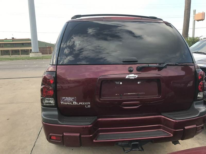 2005 Chevrolet TrailBlazer LS 4WD 4dr SUV - Garland TX