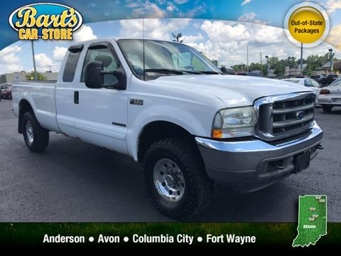 2002 Ford F-250 Super Duty for sale in Fort Wayne, IN