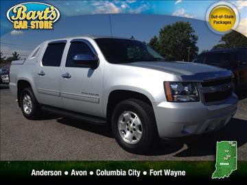 2012 Chevrolet Avalanche for sale in Fort Wayne, IN