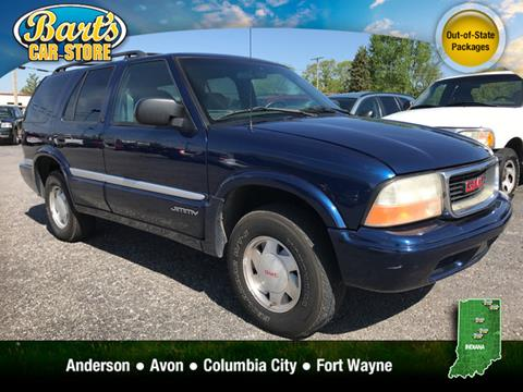 2001 GMC Jimmy for sale in Fort Wayne, IN