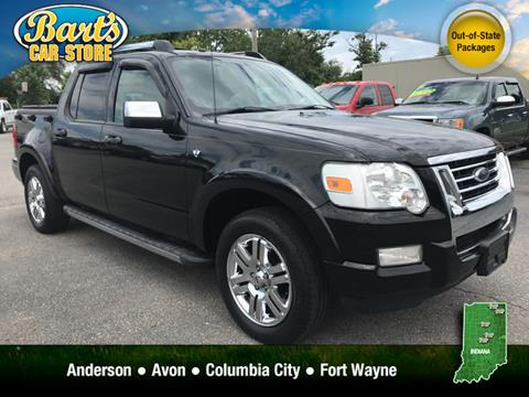 2008 Ford Explorer Sport Trac for sale in Fort Wayne, IN