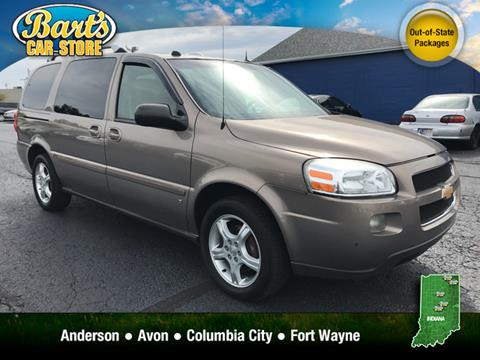 2006 Chevrolet Uplander for sale in Fort Wayne, IN