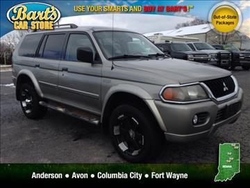 2003 Mitsubishi Montero Sport for sale in Fort Wayne, IN